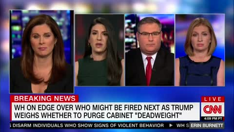 CNN Host Erin Burnett Worries That Trump's Tough Management Style Could Be 'Emotional Abuse'