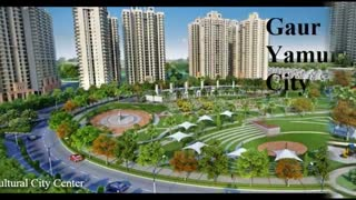 Gaur Yamuna City Township - Video