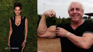 Ric Flair Brags About Banging Halle Berry - Video