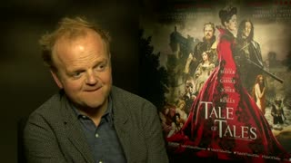 Tale of Tales stars discuss the fairytale epic - Video