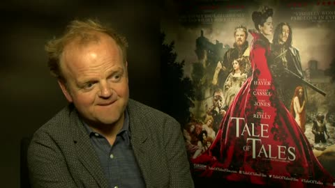 Tale of Tales stars discuss the fairytale epic