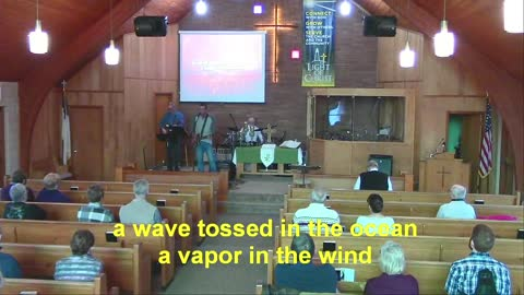 """""""The Aroma of Christ"""""""