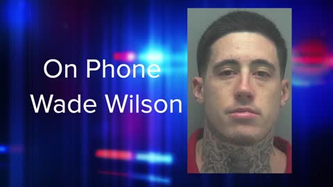 Person of interest in Cape Coral murders interview with Wade Wilson