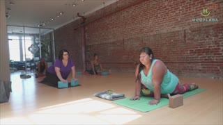 Big Gal Yoga- The Plus-Size Yogi Proves Anyone Can Do It! - Video