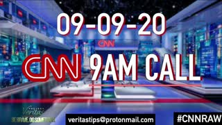 CNN morning manager meeting with Jeff Zucker 9/9/2020