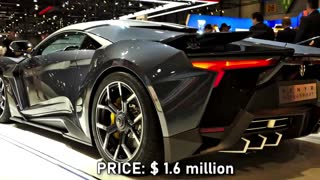 The Most Expensive Cars in the world TOP10