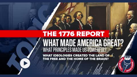 The 1776 Report   What Ideologies Created the Land of the Free and the Home of the Brave?