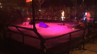 Robots Live Stevenage 2019: End Of Show Heavyweight Rumble
