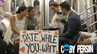 Date while you wait in NYC! - Video