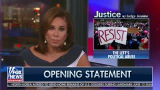 Judge Jeanine Blames Harassment Of Trump Officials On Left's Inability To Accept Election Results - Video