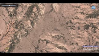 Mysterious geoglyphs of Namibia, part 2, Spirals and Portals  - Video