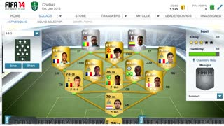Trading tips For Starting FIFA 15 | Making easy coins investing - Video