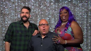 Frank DeCaro on Hey Qween! Promo - Video