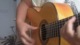 Flamenco Guitar, Alegrias - Video