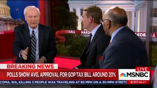 Chris Matthews Confused Why 'Regular' Republicans Support Trump's Tax Cuts 2 - Video