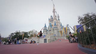 Parkour and Tricking at Disney World! - Video
