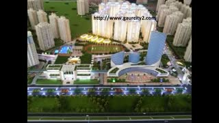 Gaur Smart Homes Flats Location - Video