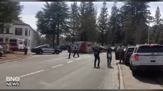 Active Shooter at Veterans Home in Yountville, California - Video