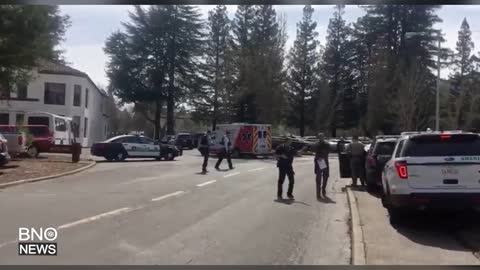 Active Shooter at Veterans Home in Yountville, California