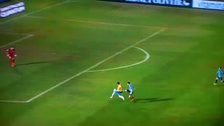 Golazo de Neymar vs Uruguay - Video