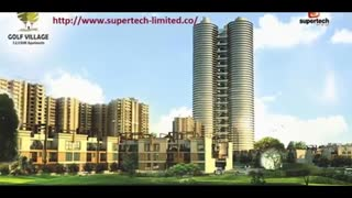 Supertech Golf Village Flats - Video