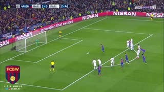 El gol de Messi vs PSG - Video