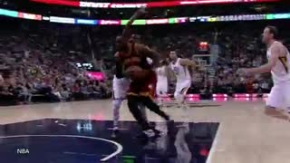 LeBron James ANGRY Over How He's Officiated by NBA Referees - Video