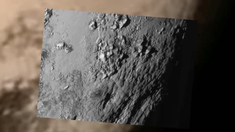 NASA reveals high resolution imagery of Pluto