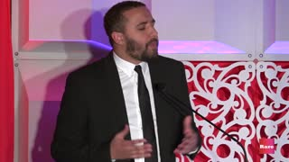 Wesley Lowery's Rare Under 40 acceptance speech - Video