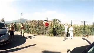 Amazing stunts - Video