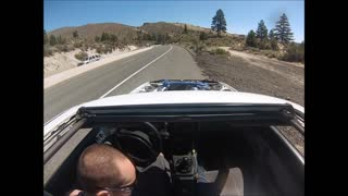 Rx-7 Go-Pro Crash Lake Tahoe - Video