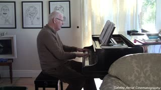 Its That Time Of Year Christmas Song And A Baby Grand Piano  - Video