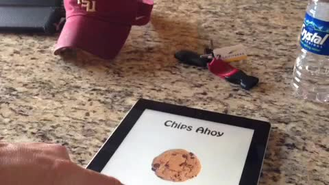 The cookie app: Delivering real cookies!