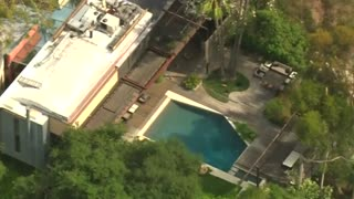Man found dead in Demi Moore's LA swimming pool - Video