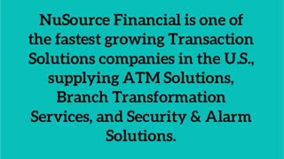 ATM Maintenance Companies - Video