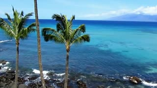 Stunning footage of Hawaiian island Maui - Video