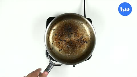How To Clean the Burnt Layer at the Bottom of Pots and Pans