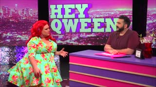 Hey Qween! HIGHLIGHT: Delta Work's Fashion Feud With Adore Delano - Video