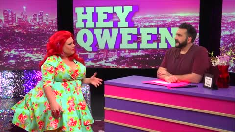 Hey Qween! HIGHLIGHT: Delta Work's Fashion Feud With Adore Delano