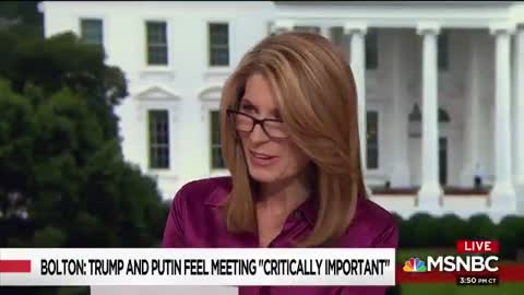 MSNBC's Nicolle Wallace giddy hearing a recession could hurt President Trump