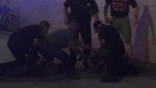Pittsburgh Police Using Excessive Force - Video