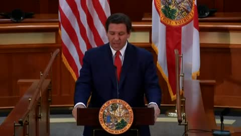 Gov. DeSantis Announces Steps The State Of Florida Will Take To Deal With Big Tech