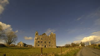 Time lapse Of 1480-90, Castle