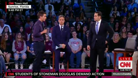 FL Shooting Survivor Compares Rubio to Shooter
