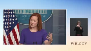 Jen Psaki on teachers unions