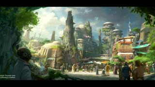 'Star Wars' land coming to Disney's California, Florida parks - Video