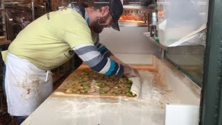 Incredible  Piroshky Piroshky makes amazing pastry  - Video