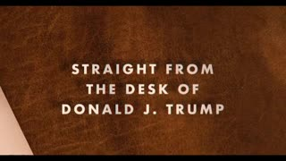 Straight From The Desk Of Donald J Trump