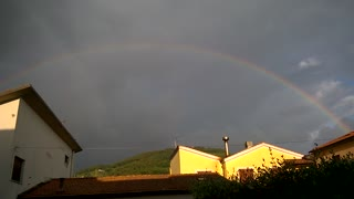 Arcobaleno completo - Video