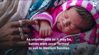 Baby Farms Once Existed in Sri Lanka - Video